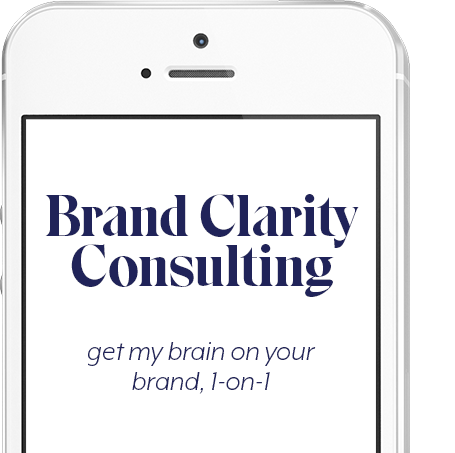 Brand Clarity Consulting and Coaching