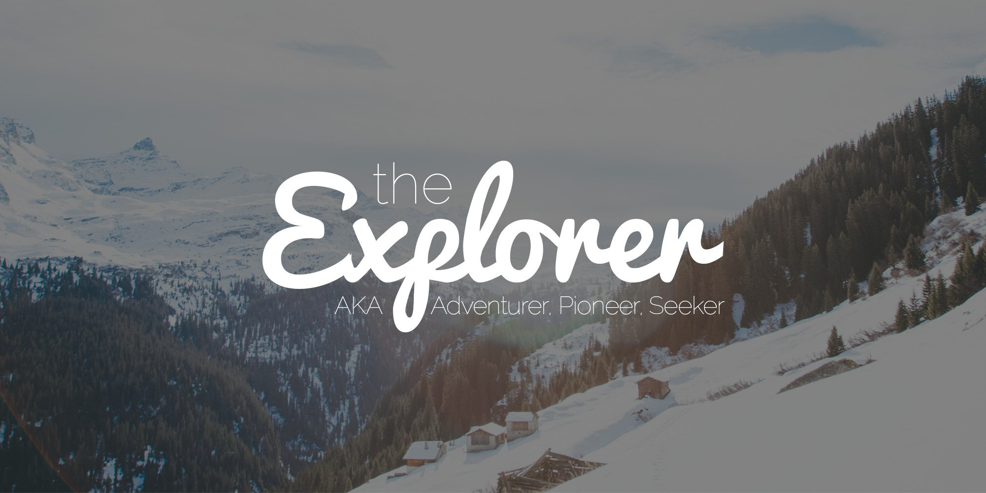Explorer Brandfluency Course