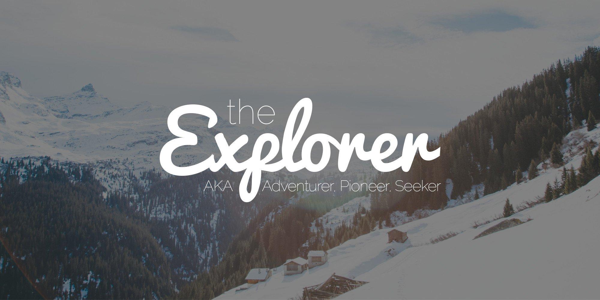Explorer Brandfluency Course