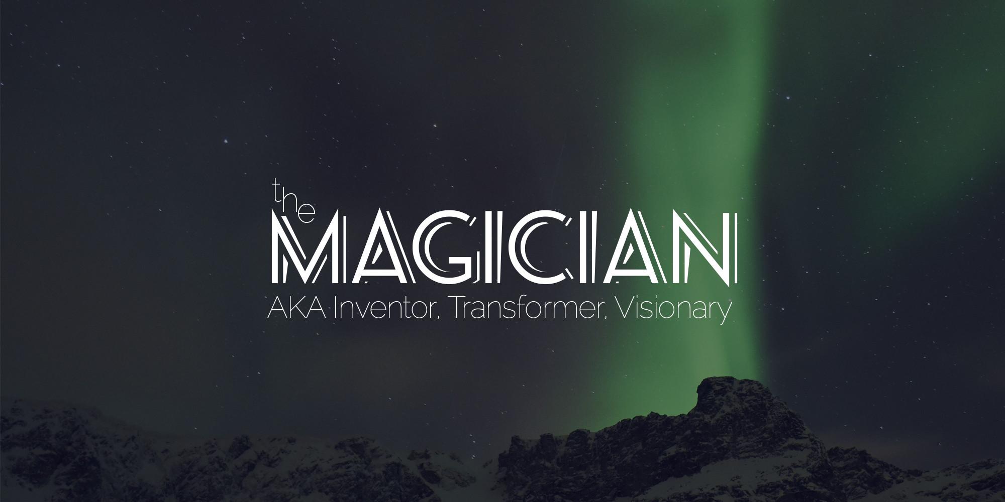 Magician Brand Archetype