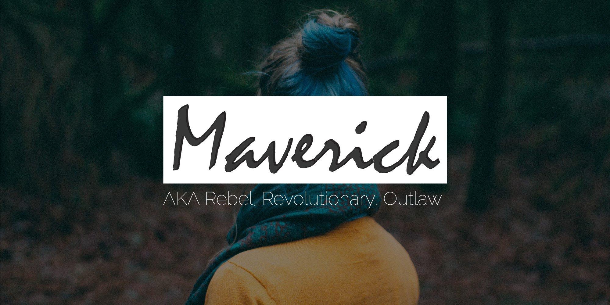 Maverick Brandfluency Course