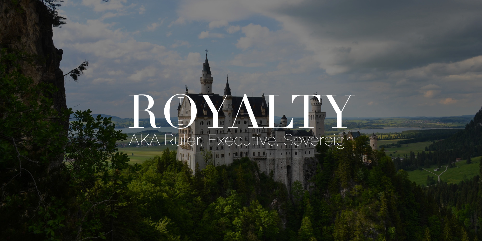 Royalty brand archetype