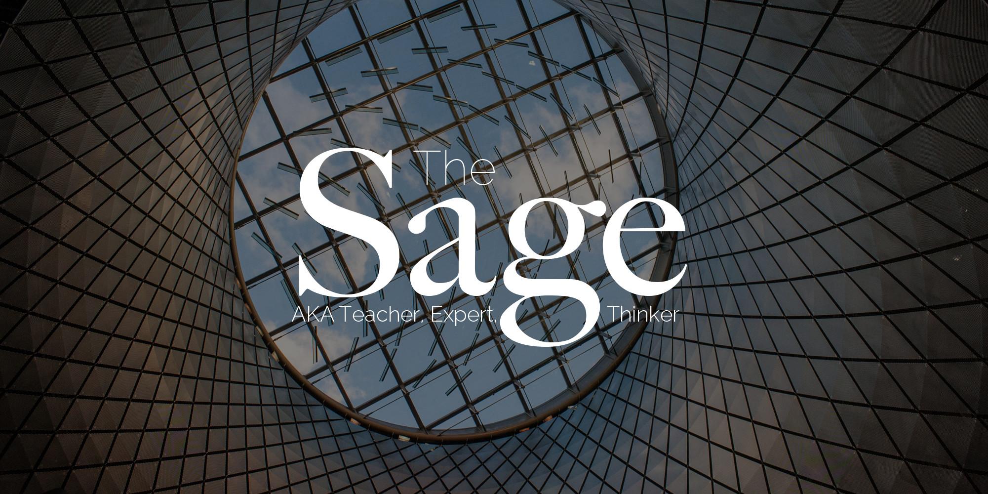 Sage Brand Archetype