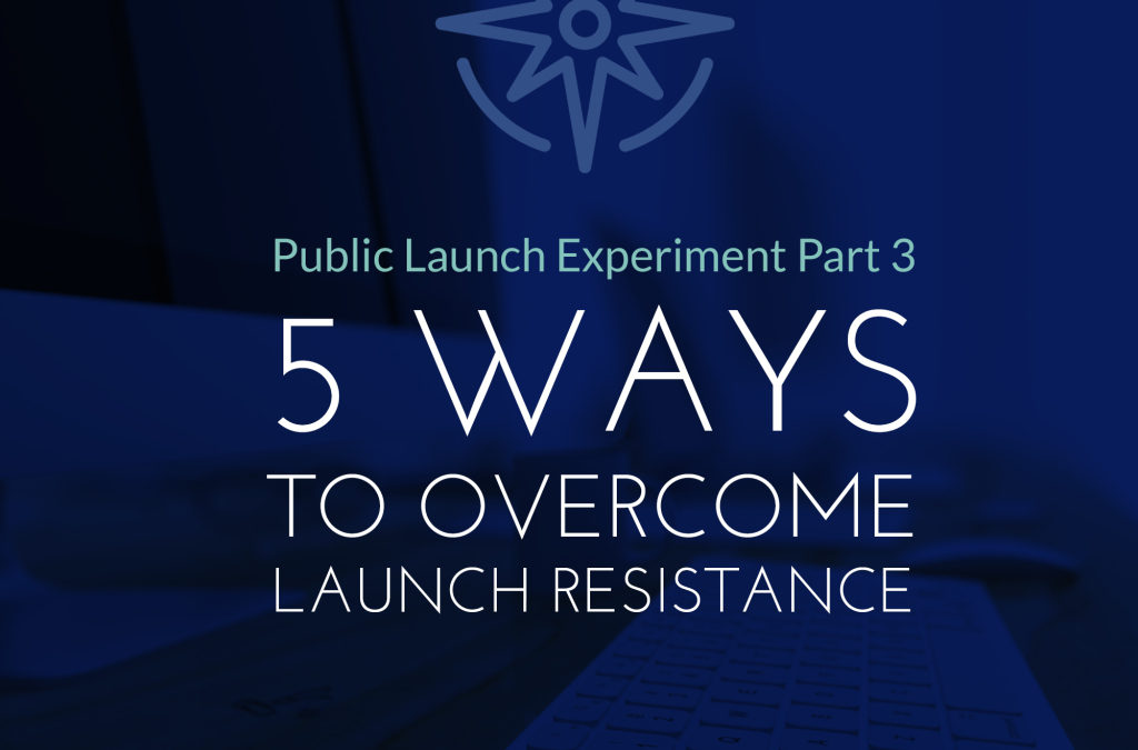 Fighting Resistance: Public Launch Experiment Part 3