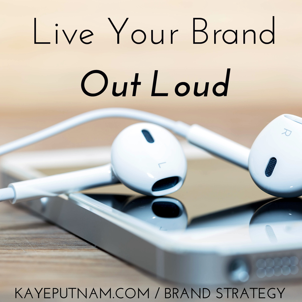 Live your brand out loud. #InDemandBrand