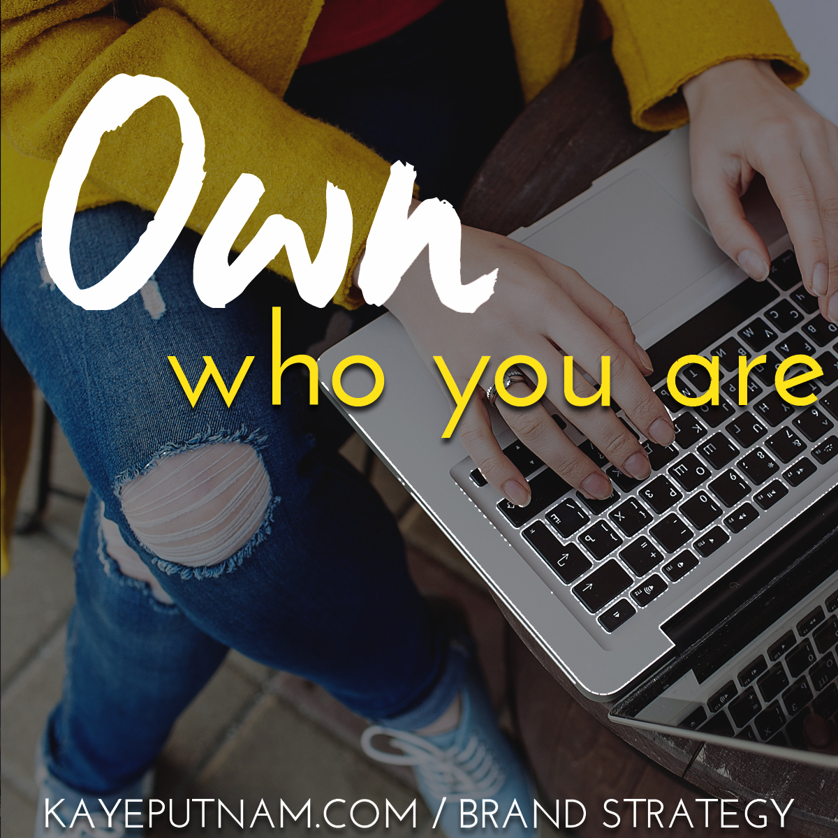 Own who you are. #InDemandBrand