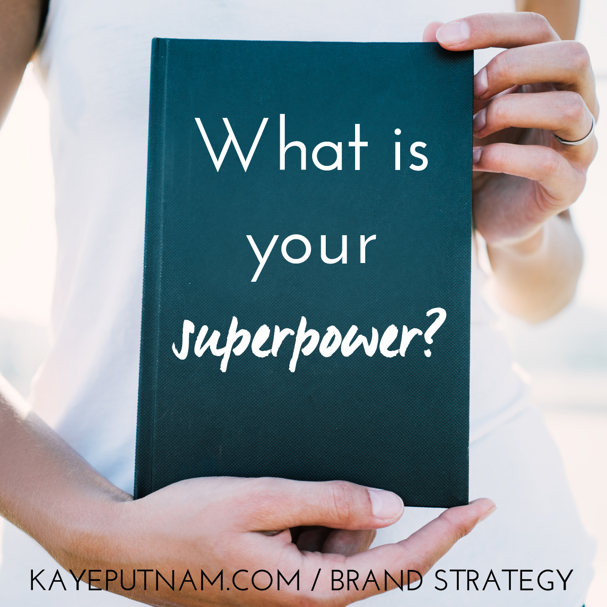 What is your super power? #InDemandBrand