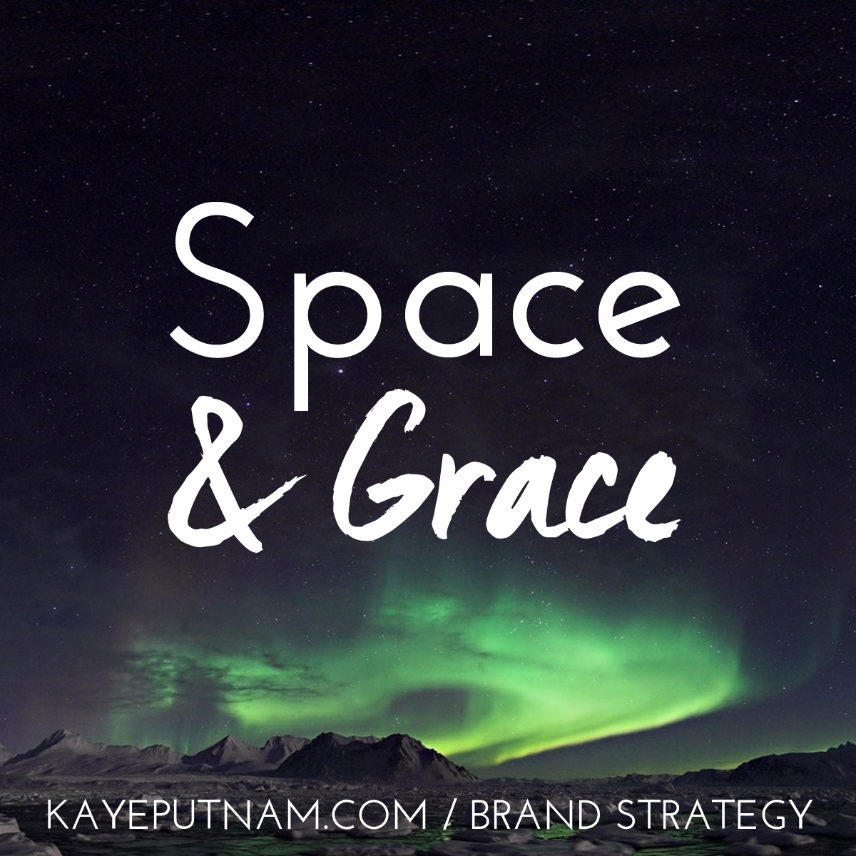 Space & grace. #InDemandBrand