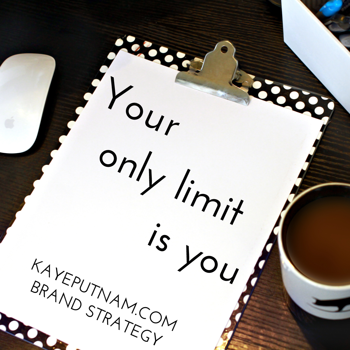 Your only limit is you. #InDemandBrand
